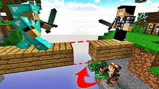 PERSONNE NE PEUT VOIR CE PIÈGE ! | Minecraft