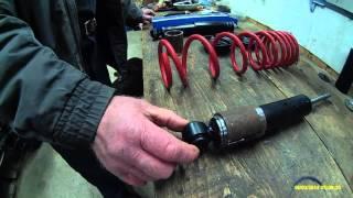 амортизаторы для квадроцикла CF MOTO 500(Замена китайских амортизаторов на жигулёвские., 2016-03-08T17:57:27.000Z)