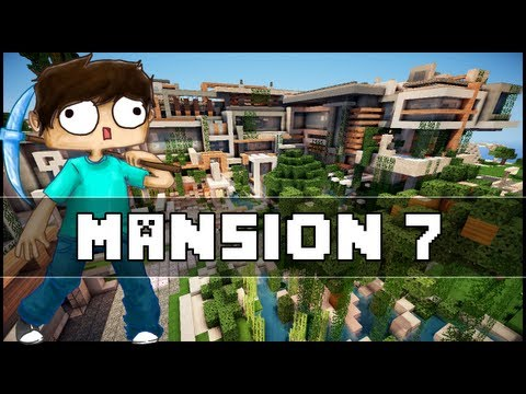 Minecraft - Mansion 7