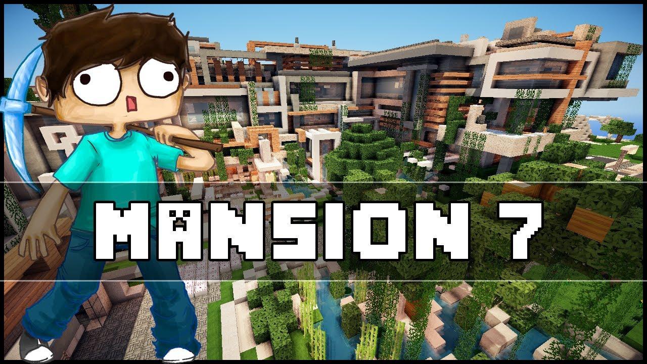 Minecraft Mansion 7 YouTube