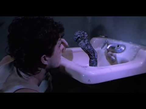 B-Movie Film Highlight Scenes - Elmer Brain Damage - German/Deutsch - Elmer singt