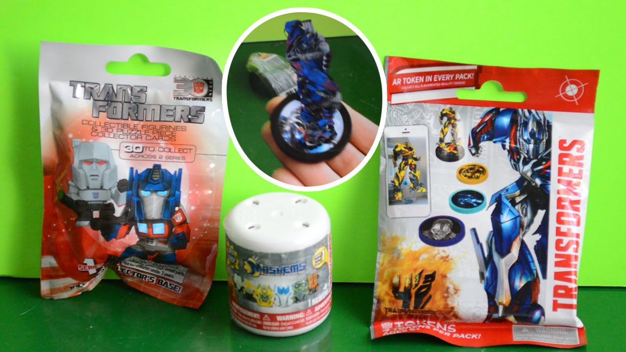 Juguetes de Transformers 4 La era de la extincin bolsitas