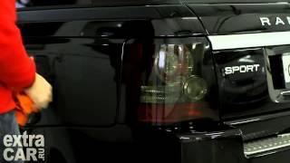 Тонировка фар и фонарей на автомобиле  Обучение