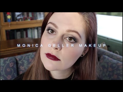 monica geller makeup