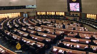 Thailand rejects draft constitution