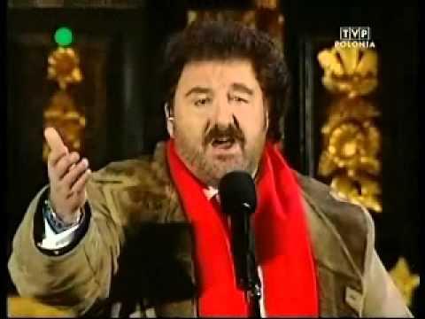 ,,Do szopy hej pasterze,,Koncert kolęd w wykonaniu Krzysztofa Krawczyka w Bazylice ŚW 1