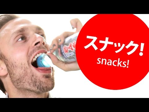 Americans Taste Test Japanese Snacks (Part 2)