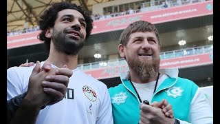 Salah unknowingly at centre of controversy involving Chechen leader