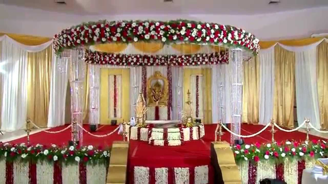 Crystal stage decoration in trivandrum rdr auditorium by happy crystal stage decoration in trivandrum rdr auditorium by happy weddings youtube junglespirit
