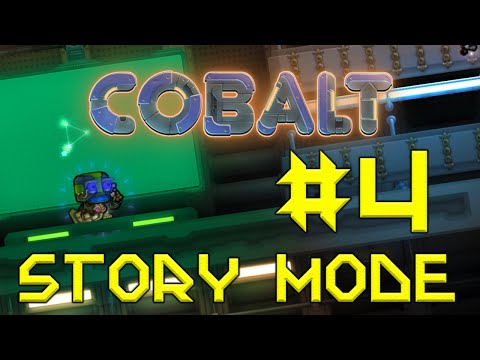 Cobalt - Story Playthrough 4 - Deathshrooms