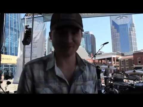Eric Paslay on the Country Throwdown Tour - Part 1