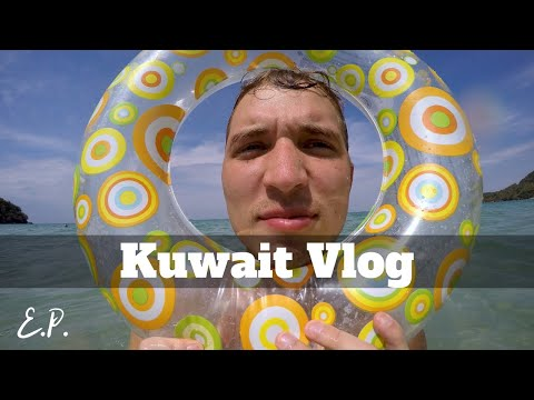 TRAVEL VLOG | Kuwait #8 Beaches & Parks