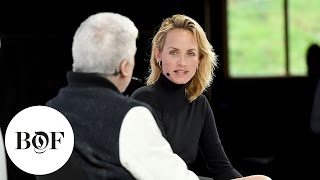 The New Role Model | Amber Valletta | #BoFVOICES