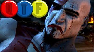 God of War 2 - QTE Fails