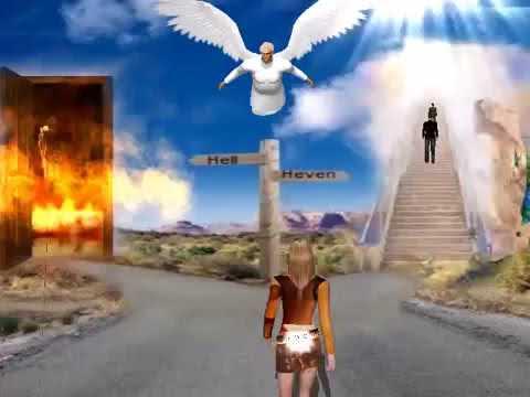 Drumul catre rai si iad