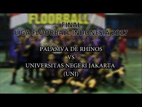 [GRAND FINAL] FINAL FOUR LIGA FLOORBALL INDONESIA 2017 (RHINOS VS UNJ)