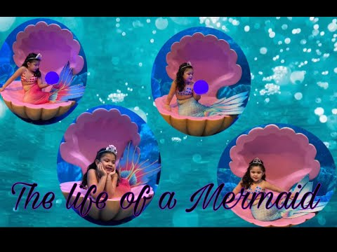Mermaid of Arabia @ Dubai Mall Aquarium