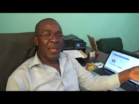 2017 returning home 2 Gambia ? Meet Omar Danso CEO in Africa