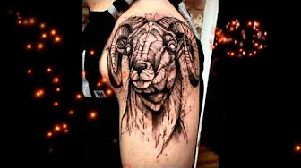 e784fab24 Beautiful Aries Tattoos Designs And Ideas For Men/Women - YouTube