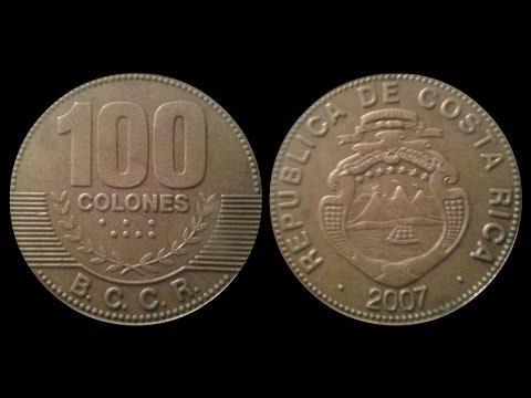 Una Moneda Con Error- 100 Colones únicos- Buscando Monedas.