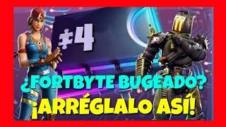 FORTBYTE 4 Fix FORTNITE Bug