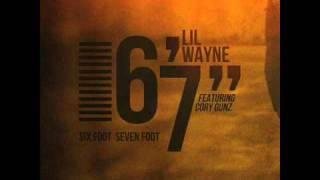 Lil Wayne ft. Cory Gunz- 6 foot 7 Foot (prod. by Bangladesh) Freeverse