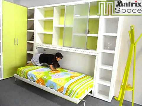 Fold Out Wall Bed