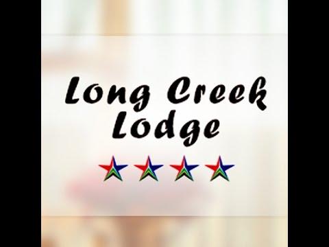Long Creek Lodge - Kaapsehoop accommodation