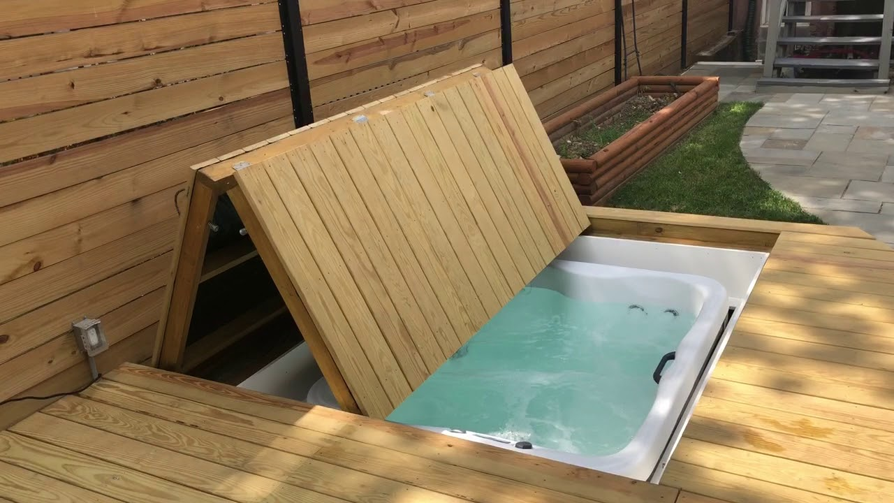 20 Epic Hot Tub Deck Plans Ideas for Everyone
