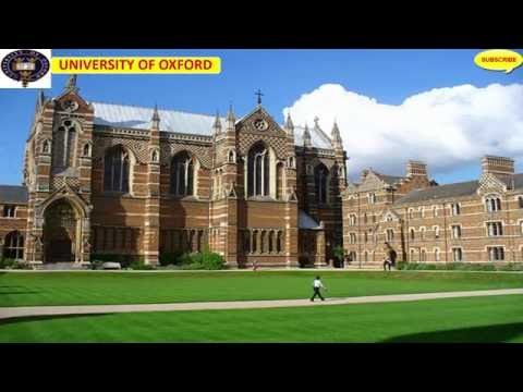 World best Universities: Oxford University.  Top 10 Universities of the world.