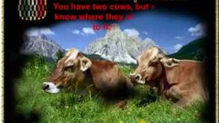 Economic models explained with cows