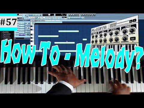 Fl Studio #57 MELODIE & AKKORDE - SOFORT richtige TÖNE TREFFEN (Einfach / Easy Chords Tutorial) 2016