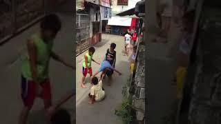 Pinoy Street Games | Luksong Baka