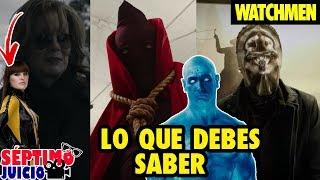 Watchmen (HBO) Reacción/Análisis - ¡Lo que debes saber! | SJ