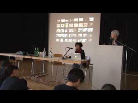 ZHdK Master Fine Arts Symposium 2013. Gitanjali Dang.