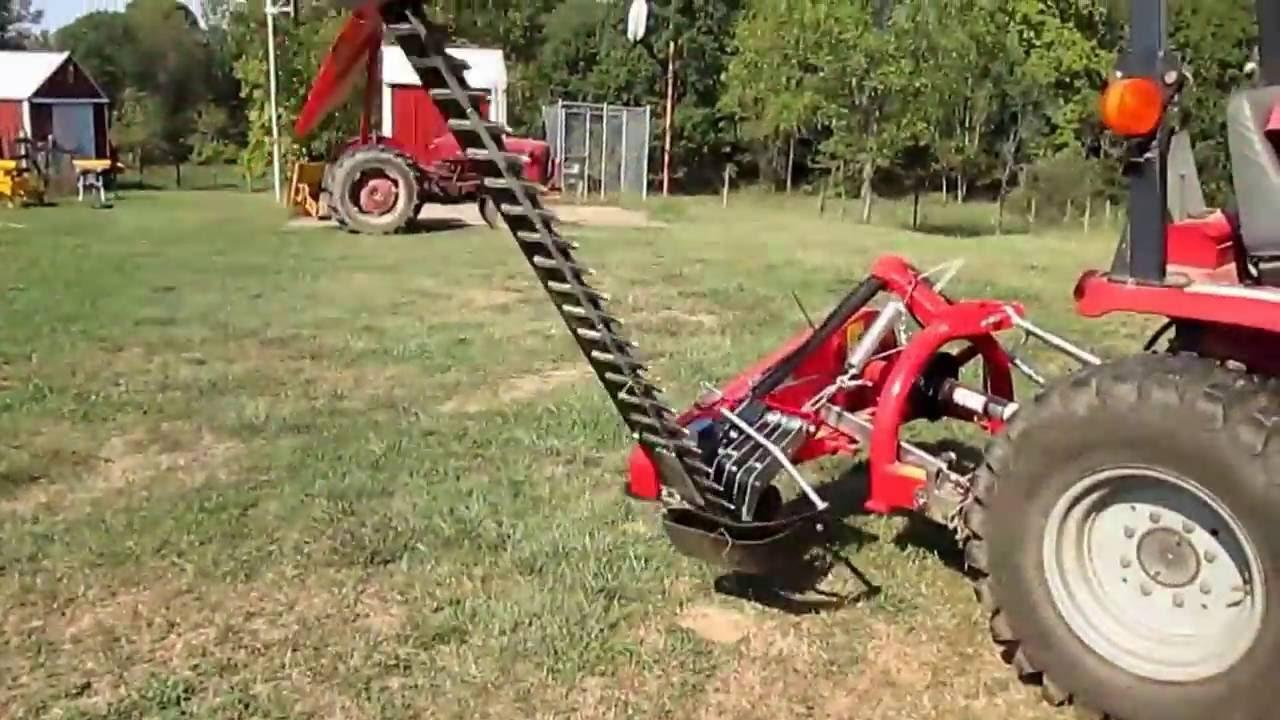 Farm Maxx Enorossi Sickle Bar Mower | CubCadetMan com