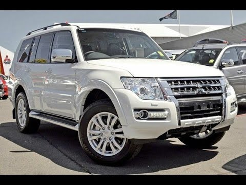 Inside Look 2017 Mitsubishi Pajero 3 2 4wd A T Philippines Youtube