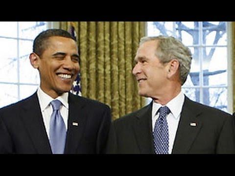 Obama Suppresses Bush Torture Files