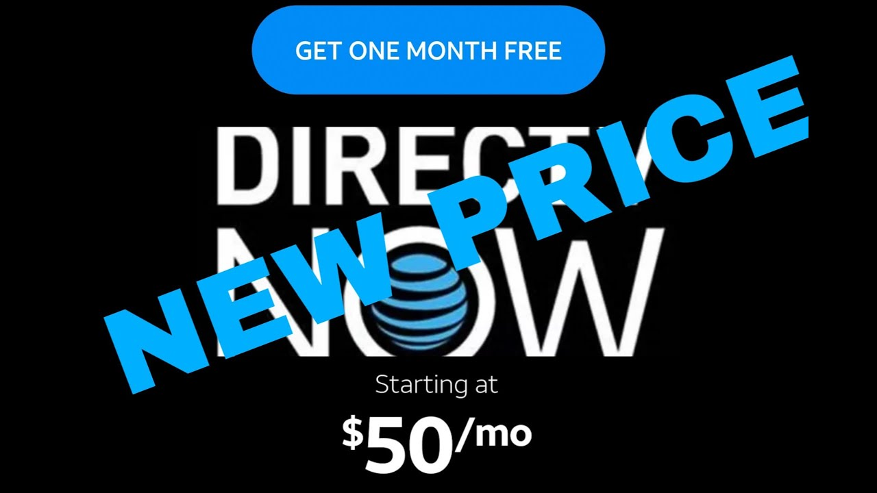 directv now price increase