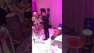 Yama Sarshar Live in The Netherlands with Dr Asad Badi Dhol Solo Mast