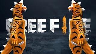 Free Fire🔫#100 - น้วงเสือ🐅 (ก็อตจิเสือ)