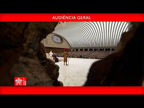 Audiência Geral 08