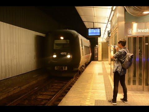 The Sound: Trains in Denmark | VVVF Inverter | DSB | IC3 | S-Train |  öresundståg | Railfanning