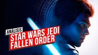 ANÁLISIS de STAR WARS JEDI: FALLEN ORDER, ¿la MEJOR AVENTURA de la franquicia?