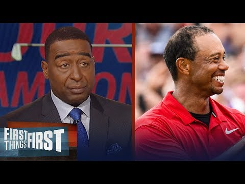 Cris and Nick react to Tiger Woods' Tour Championship win | GOLF | FIRST THINGS FIRST