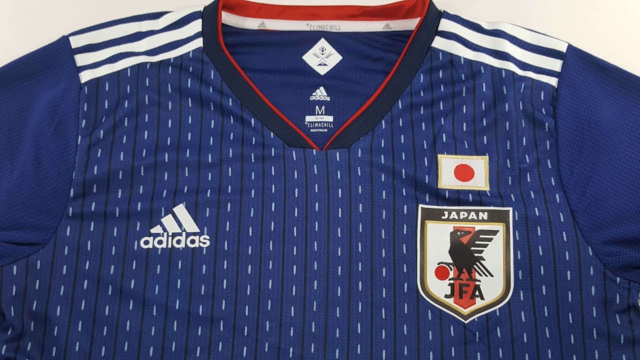 buy online a708c 2ccd6 World Cup 2018 Adidas JAPAN Home Jersey Review!
