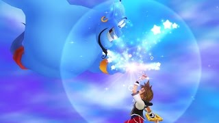 Kingdom Hearts HD 2.5 Remix: Aladdin