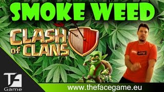 SMOKE WEED Clash of Clans --OLTRE 400.000 di Elisir in LEGA MASTER 1--