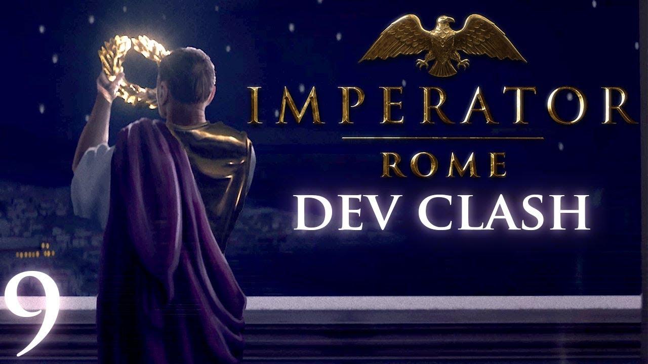 Download Imperator: Rome Dev Clash - Episode 9