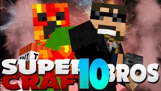 Minecraft SuperCraft Bros 10 - Wither!!